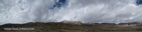 Fotografia Barren Mountain Landscape