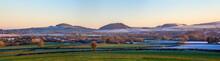 Sunset Over The Hills At Morett, Emo, Laois, Ireland