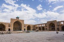 イラン エスファハーンのモスク