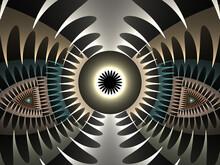 Fractal Art To Show The Beauty Of Mathematics