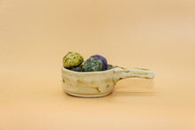Incense Burners And Variety Of Aromatic Smoke Bombs