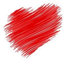 Marker Isolated Heart