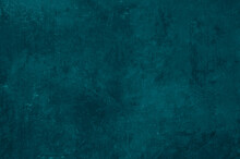 Teal Grungy Background