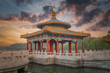 Beihai Park Is An Imperial Garden
