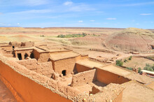 Aït Benhaddou -  A Historic Ighrem Or Ksar In Marocco