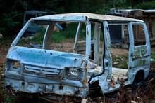 Old Abandoned Car