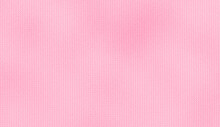 Seamless Pink Woven Linen Texture Background. Valentine's Day Seamless Pattern. Gingham Design In Classic Valentine Colors. Abstract Graphic With Shades Of Pink, Shiny Foil. Organic Fibre Close Up.