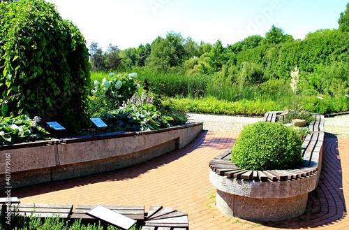Obraz Arboretum Bolestraszyce - fototapety do salonu