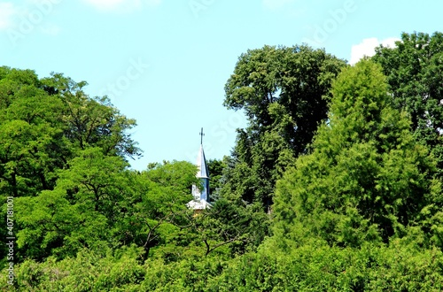 Fototapeta Arboretum Bolestraszyce obraz
