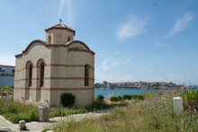 St. Nickolas Church In Sozopol, Bulgaria