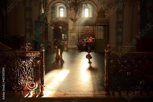 Fotografie, Obraz One of the Great Monasteries of Russia