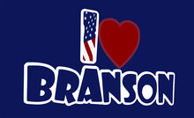Branson Is A Town In The State Of Missouri