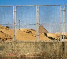Egypt And Cairo In The Summer Of 2013.