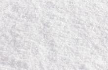 Seamless Fresh White Snow Background .