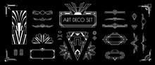 Art Deco Set