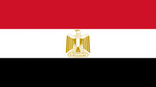 Rectangle Egyptian Flag Illustration. Egypt Country Flag Is A Symbol Of Freedom, Patriotism And Independence.
