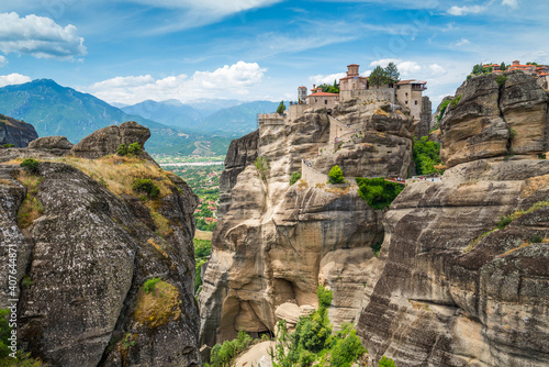 Fototapeta Meteora Monasteries, Greece