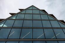 Palazzo Di Uffici Nella Nel Nuovo Quartiere Degli Affari Di Milano