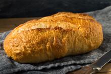 Homemade Baked Sourdough Loaf Bread