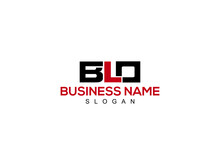 BLO Logo Vector And Illustrations For Business
