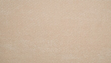 Beige Grunge Fabric Texture Background.