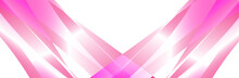 Abstract White And Pink Background