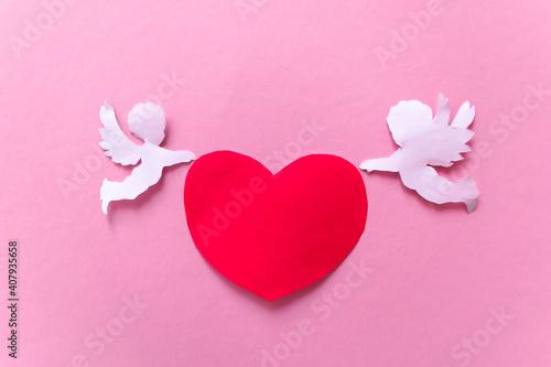 Photo valentines day consept
