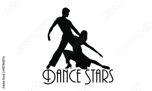 Fotografija Stars of ballroom sports dance