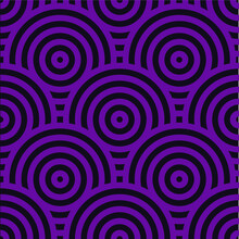 Abstract Retro Seamless Linear Pattern For Packaging, Merchandise, Advertising Etc.