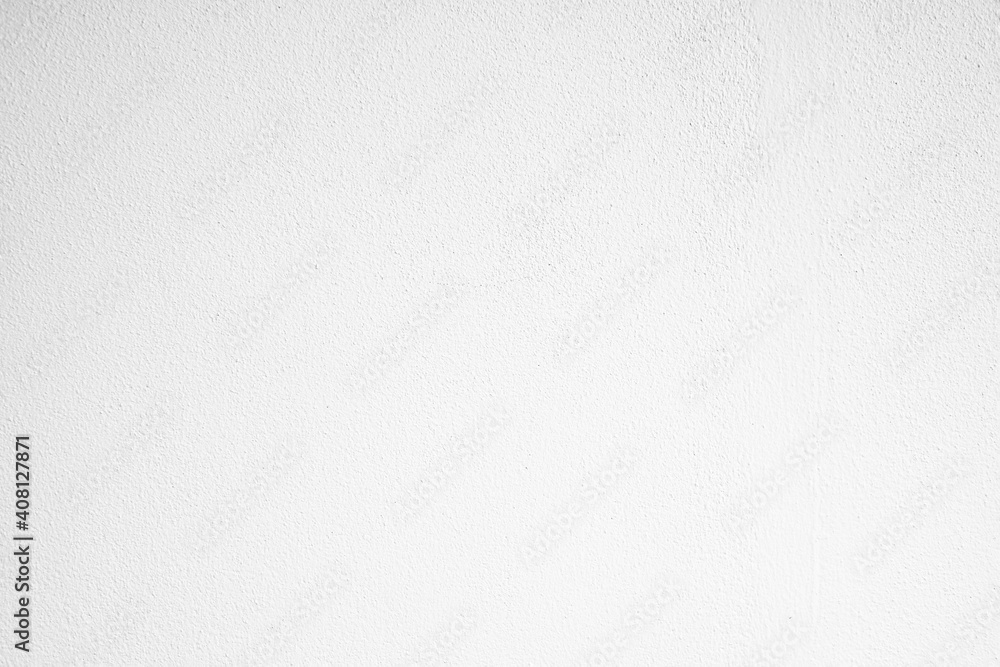 Fototapeta new white concrete wall texture background grunge cement pattern background texture
