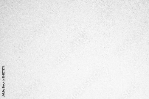 Fototapeta new white concrete wall texture background grunge cement pattern background text