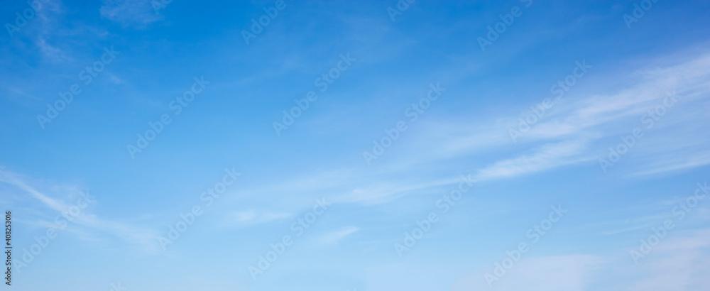 Obraz Abstract image of blurred sky fototapeta, plakat