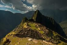 Machu Picchiu Archaelogical Site, Peru
