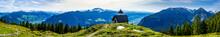 Inntal Valley In Austria