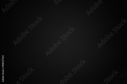 Fotografia Texture of black concrete wall background
