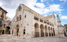 Italy, Apulia, Bitonto, Cathedral