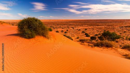 Big Red Sand Dune