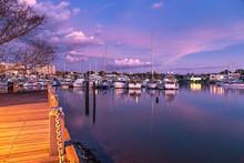 Cullen Bay Sunset, Darwin