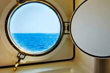 Greece, Ship Portal Window