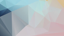 Abstract Color Polygon Background Design, Abstract Geometric Origami Style With Gradient. Presentation,Website, Backdrop, Cover,Banner,Pattern Template