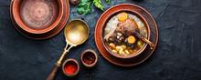 Diet Goose Soup