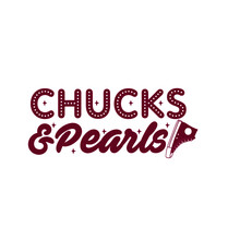 Chucks And Pearls 2021 Vector Svg