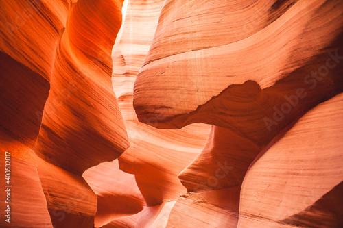 Cuadros en Lienzo 22Antelope Canyon- Navajo land east of Page, Arizona