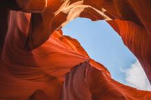 22Antelope Canyon- Navajo Land East Of Page, Arizona