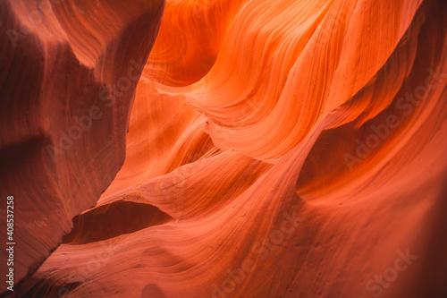 Fotomural 22Antelope Canyon- Navajo land east of Page, Arizona