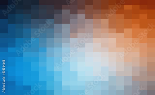 Fototapeta Abstract rainbow geometric Background, Creative Design Templates