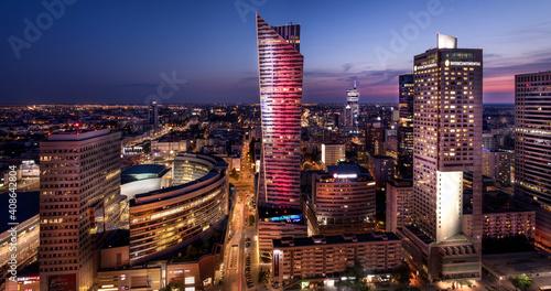 Fototapety, obrazy: city at night