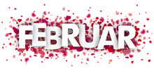 Februar, Monat Der Liebe