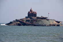 Kanyakumari, The Most Southern Point Of India Where Two Oceans Come Together