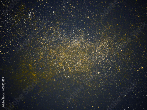 Night sky with stars as background Fototapet